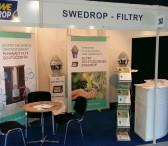 Filtry SWEDROP zaprezentowane na targach Wod-Kan – największym wydarzeniu w branży