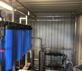 Swedrop – kontenerowe oczyszczalnie – recykling wody
